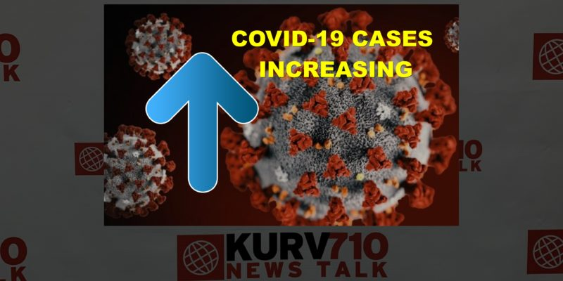 U.S. Sees 50,000 New COVID Cases, Breaking Single-Day Record